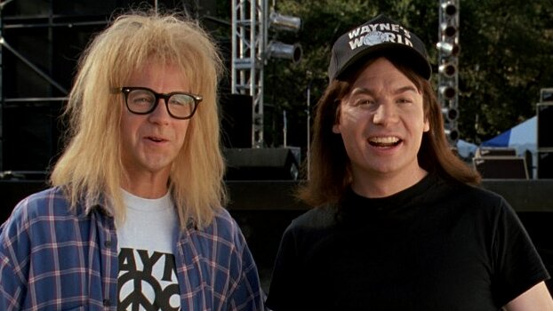 Mike Meyers in Wayne's World